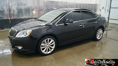 2013 Buick Verano Convenience Sedan 4-Door 2013 Buick Verano 4 Door Sedan, 2.4L, Salvage Title, Repairable #115511