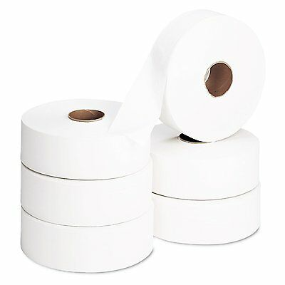 6 Mini Jumbo Toilet Roll 300 meter FREE NEXT DAY DELIVERY BUY 2 GET 10% OFF