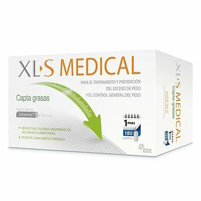 XLS Medical Fat Binder Direct Weight Loss Aid - 180
