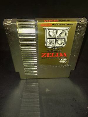 The Legend of Zelda (Nintendo Entertainment System, 1987) CART ONLY