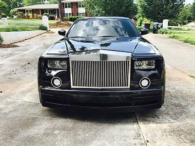 2007 Chrysler 300 Series LUXURY 2007 chrysler 300 Limited CUSTOM ROLLS ROYCE HOT ONE OF A KIND STEAL IT!