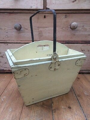 Antique Maids Box Housekeepers Box C1890