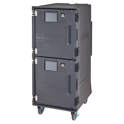 Cambro PCUCH615 Electric Pro Cart Ultra Hot/Cold Food Pan Carrier - 110 Volt