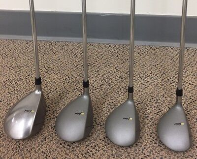 Custom Assembled individual Metal Golf Woods as priced or Sets