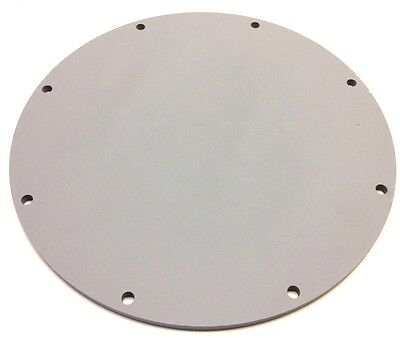 NEW - Rosemount Source Sleeve Cover, P/N 32773-00, 10   dia, 1/4   thick Steel