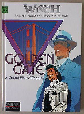 Francq / Van Hamme ** Largo Winch 11. Golden Gate **  Eo Neuf!