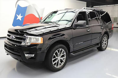 2016 Ford Expedition  2016 FORD EXPEDITION ECOBOOST 4X4 LEATHER NAV 20'S 35K #F55681 Texas Direct Auto