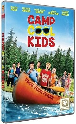 Camp Cool Kids [New DVD] Ac-3/Dolby Digital, Dolby, Dubbed, Subtitled, Widescr