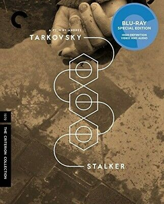Stalker (Criterion Collection) [New Blu-ray] Subtitled, Widescreen