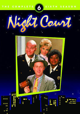 Night Court: The Complete Sixth Season [New DVD] Manufactured On Demand, Full