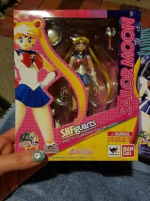 Sailor Moon S.H. Figuart New in Box Free Shipping