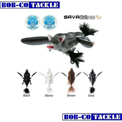 Savage Gear 3D Bat Lures Pike Surface Fishing Lure
