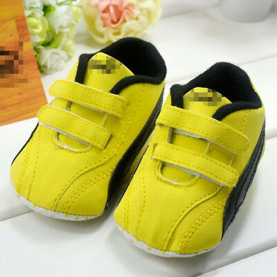 Fashion Baby Soft Shoes Newborn Infant Walking Sneaker Toddler Athletic Shoes
