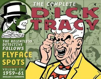 The Complete Dick Tracy - Gould, Chester - New Hardcover Book