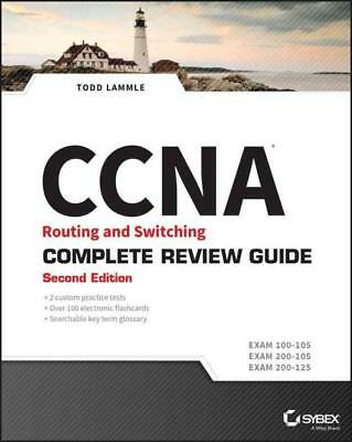 Ccna Routing And Switching Complete Review Guide - Lammle, Todd - New Paperback
