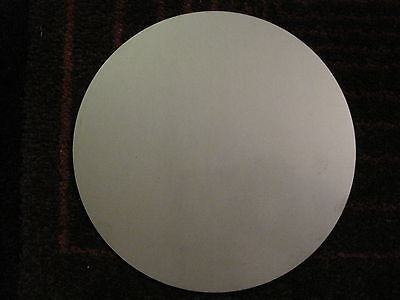"3/16"" (.1875) Stainless Steel Disc x 1.5"" Diameter, 304 SS"