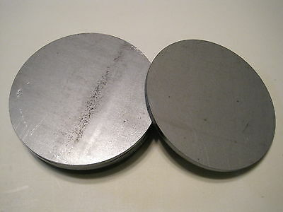 1/4'' Round Steel Disc, Plate, .250, Custom Cut, Any Size, Circle