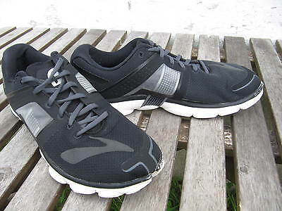 Brooks Black PureFlow Men's US Size 10M