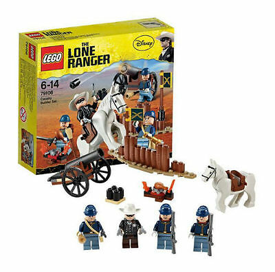 LEGO The Lone Ranger Kavallerie Set (79106)