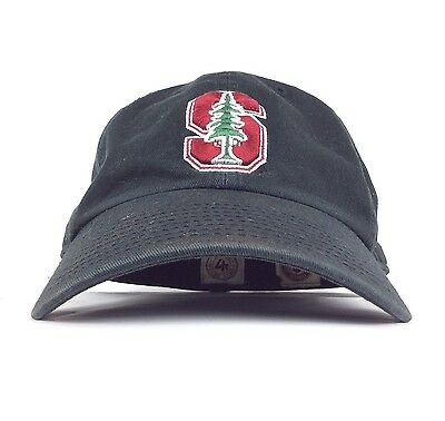 timeless design 14648 c9f4c ... clearance ncaa stanford university cardinals 47 brand black baseball  cap hat fitted men xl 403a0 50a05