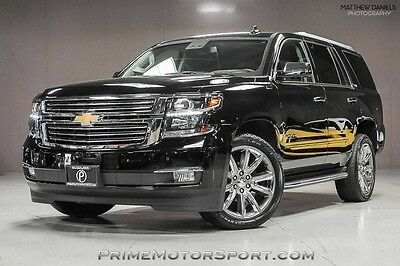 2015 Chevrolet Tahoe LTZ Sport Utility 4-Door 2015 CHEVROLET TAHOE LTZ 4WD 1OWNER LOADED NAVIGATION REAR CAMERA/DVD 31K MI