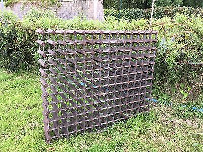 rare large Wine Rack country house