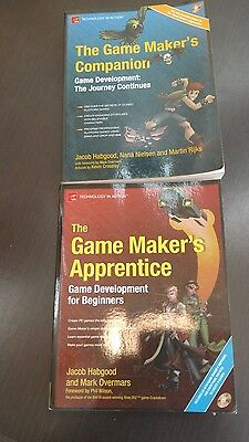The Gamemaker's Apprentice and Comapnion books