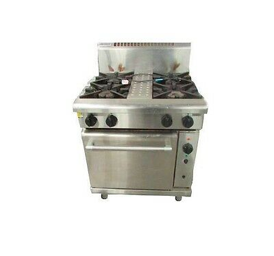 WALDORF GAS 4 Burner Range and Gas oven (with fan) RN8510G SAVE $$$
