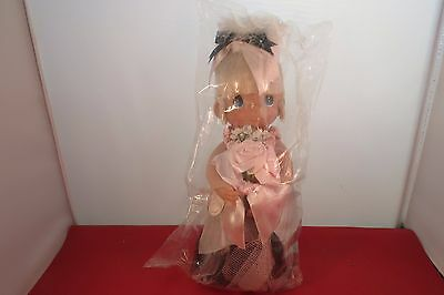 "Precious Moments Ballet Beauty Blonde 9"" Doll #3498 Free Shipping"