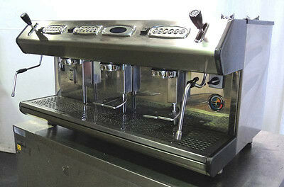 3 Group Coffee Machine - La Venezia Cassaniti (ITALY)