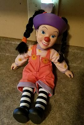 """Vintage 1997 Big Comfy Couch Loonette Doll 15"""" DOES NOT TALK"""