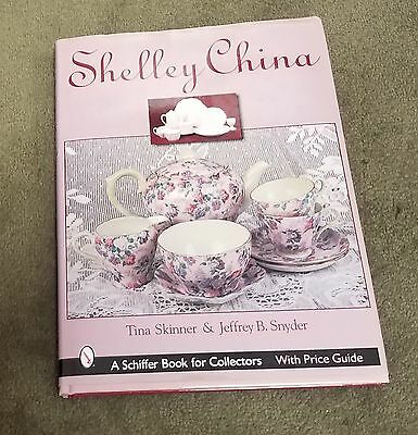 Shelley China Collectible Book