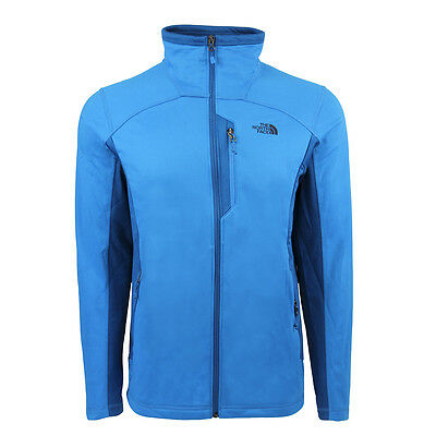 The North Face Men's 100 Cinder Full Zip Jacket Brilliant Blue M