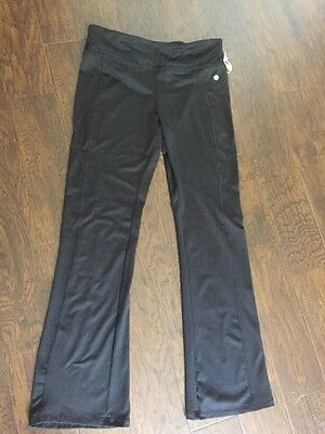 Tangerine Women's Yoga Stretch Black Pants - Size Large - NEW with Tags!!!