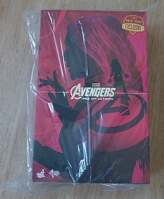 Scarlet Witch Avengers Age of Ultron - Hot Toys MMS357 neu