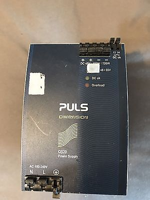 Puls QS20.481 48-55V DC Automation Power Supply 100-240V AC Input