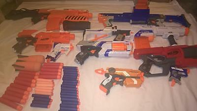 Big Nerf Gun Bundle With 100+ Bullets