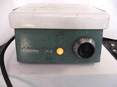 hot-plate-corning-pc-35-hot-plate-labs-glassware-research-corning  hot-plate-co