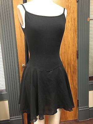 Mirella Dance Dress Size Small S - Leotard with Attached Skirt - SNAG see photos