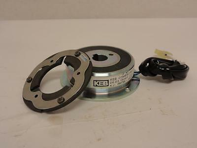 170462 Old-Stock, KEB 06.03.130SP Magnetic Clutch 24VDC, KJ-090302-00028, 15mm I