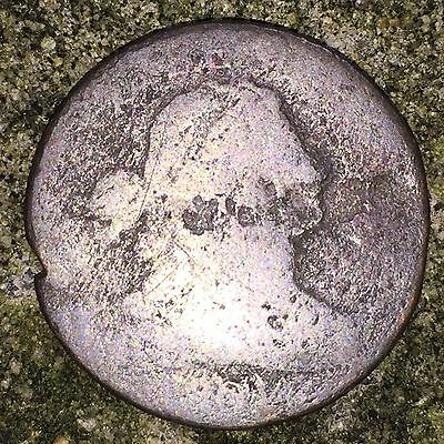 US Draped Bust Large Cent 1801 - AG