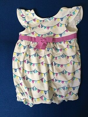 NWT Gymboree 6-12 Months Girl's One Piece Romper
