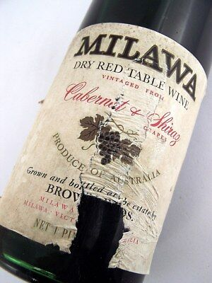 196? circa NV BROWN BROTHERS Cabernet Shiraz Isle of Wine