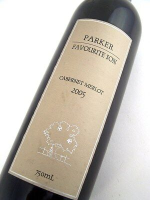 2005 PARKER Favourite Son Cabernet Merlot Isle of Wine