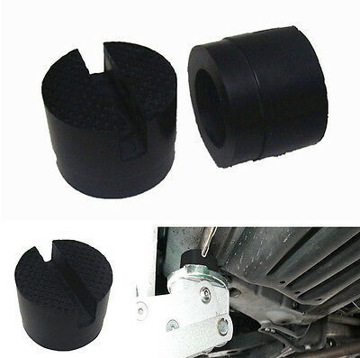 Universal Car Auto Double-sided non-slip Pad Adapter Height Up Jack pad Rubber