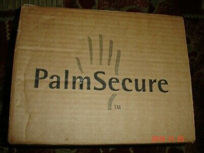 Fujitsy PalmSecure mouse login kit:  biometric  mouse ,cradle+Omnipass software