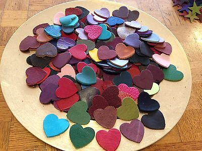 Leather Die-Cut Shapes (30)