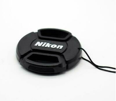 52mm Front Cap Cover For Nikon DSLR Front Lens Cap Filters Filter New
