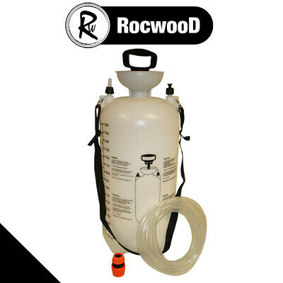 Heavy Duty Dust Suppression Water Bottle Fits Stihl Husqvarna Partner Makita Saw