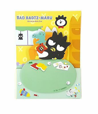 Sanrio Bad Badtz Maru XO Sticky Standing Note Pad (170572-00) Registered Ship